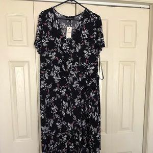 Wrap Dress by Lane Bryant